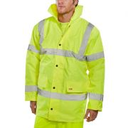 Hi-Vis Jacket - Yellow